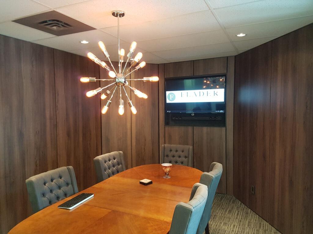 Flader Business Centre Boardroom